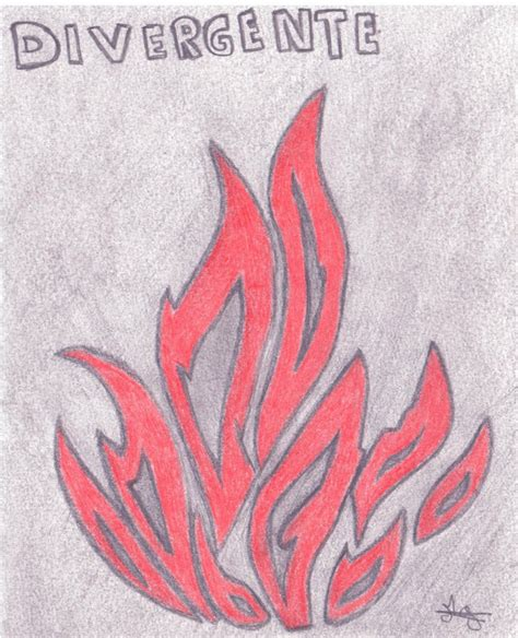 Dauntless The Brave Divergent dauntless the brave symbol divergent by tioe on deviantart