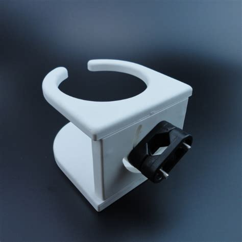boat mount cup holders rail mount boat car plastic cup drink holder rotatable 90