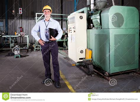 Factory Manager by Factory Manager Royalty Free Stock Photography Image 22991477