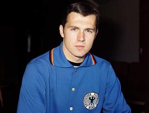 Franz Beckenbauer fourfourtwo s 100 greatest footballers no 7 franz