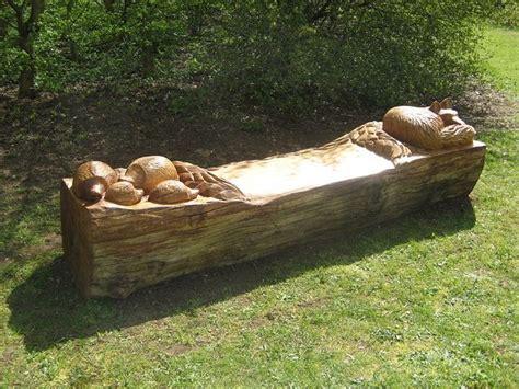 Tree Trunk Furniture Ideas 15 impressive ways of turning wood logs and tree stumps