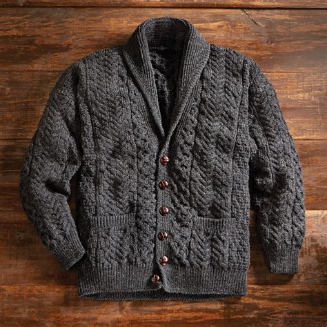 mens shawl collar sweater knitting pattern mens cardigan with shawl collar pattern aztec sweater dress