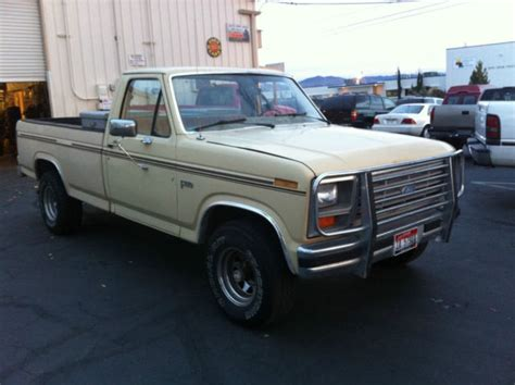 how does cars work 1984 ford f150 head up display 1984 ford f150 4x4 regular cab 351 gas engine 4sp trans