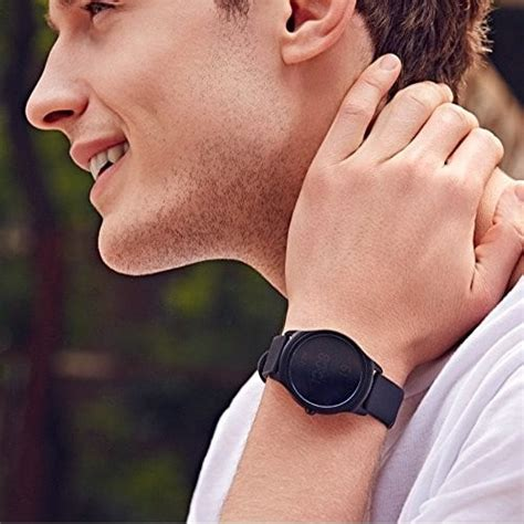 Ticwatch S Smartwatch ticwatch 2 review smartwatch for ios and android devices