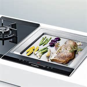 Induction Cooktop With Gas Burner Grills Teppanyaki And Hotplates Cook Like Summer S Coming