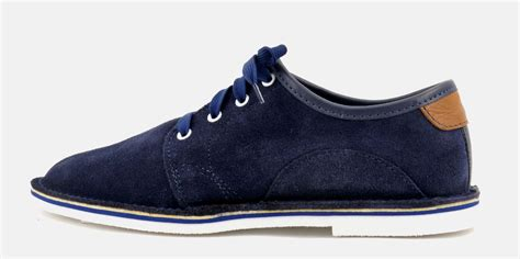 Handmade Shoes Cape Town - freestyle navy suede handmade men s casual shoe