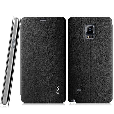 Termurah Imak Flip Leather Cover Series For Samsung Galaxy S6 1 imak flip leather cover series for samsung galaxy note 4 black jakartanotebook