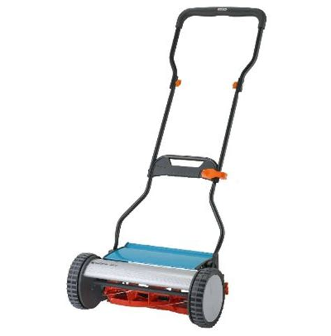 gardena cordless reel mower the home depot canada