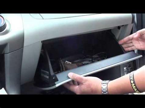 Evaporator Range Rover Limited diy rav4 2009 removing glove box