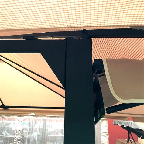 replacement canopy for bc awning gazebo riplock 350