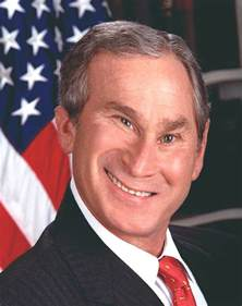 Bush by More Not In The George W Bush Presidential Library And