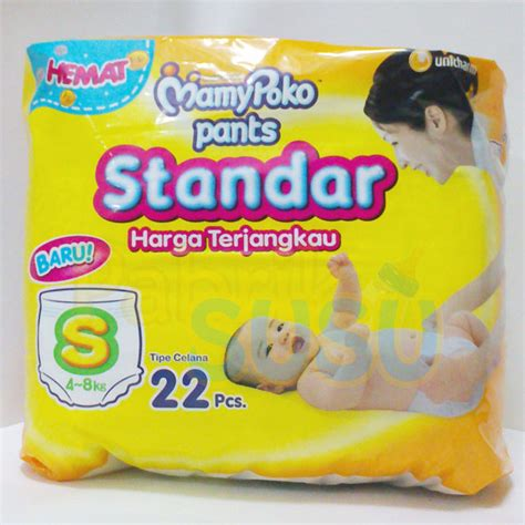 Mamypoko Standart Xl26 Xxl24 mamypoko standar s22 pabrik detil toko
