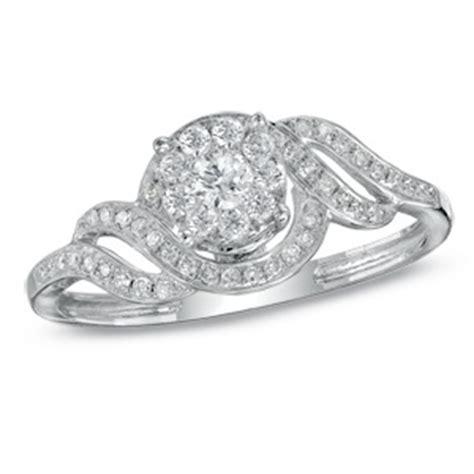 zales promise ring wedding princess
