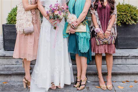 bohemian jurk bruiloft gast accessoires voor bruidsmeisjes theperfectwedding nl