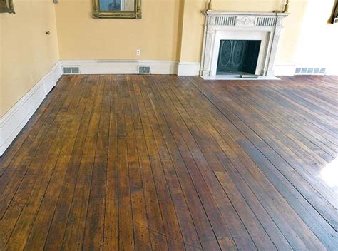 house of floors how to hand scrape wood floors restoration design for the vintage house old