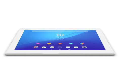 Sony Xperia Tablet sony xperia z4 tablet arrives with snapdragon 810 is as thin as air 2