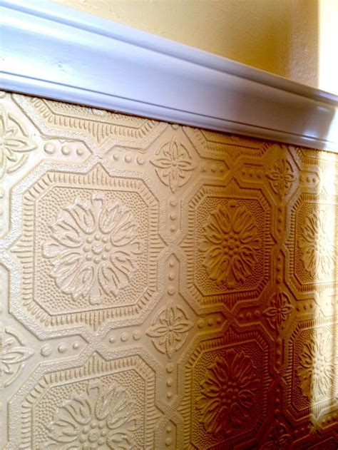 embossed paintable wallpaper textured paintable wallpaper for the home pinterest