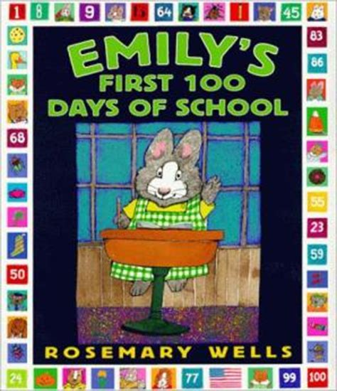 100 days of consistency books emily s 100 days of school by rosemary