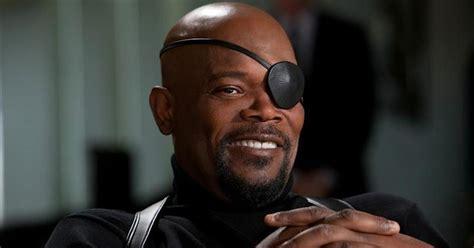 samuel l jackson marvel nick fury de retour dans captain marvel webissimo biz