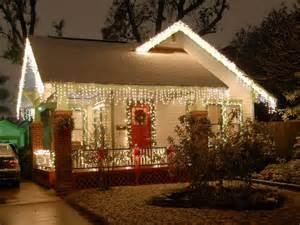Small House Decoration Outdoor Unique Christmas Lights For Small House Decor