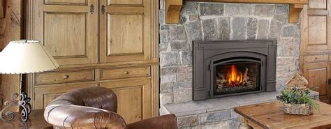 wood burning fireplace vs gas gas fireplace inserts fireplace outfitters