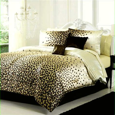 leopard print bedding king home design remodeling ideas
