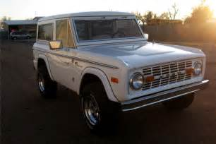 1977 ford bronco 4x4 sport 81578