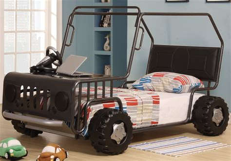 jeep beds wrangler gunmetal kids bed frame jeep car bed brand new