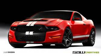 2014 ford mustang concept car design mustang news
