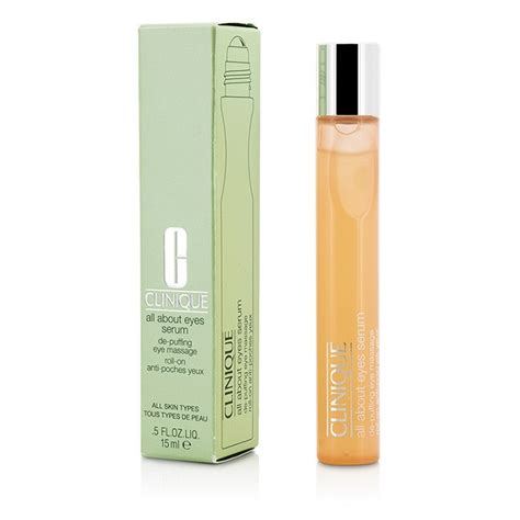 Clinique All About Serum clinique all about eye serum de puffing eye fresh