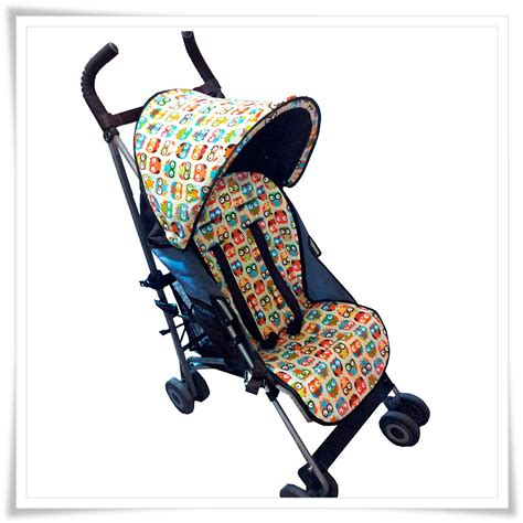 fundas silla maclaren colchoneta silla paseo elige tu estilo y moderniza tu silla