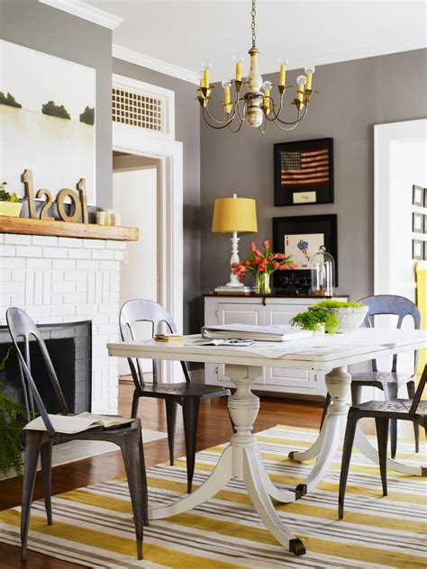 how to mix old and new furniture operation fixer upper hgtv