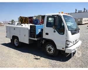 Isuzu Npr Utility Truck 2006 Isuzu Service Utility Truck For Sale Perris Ca