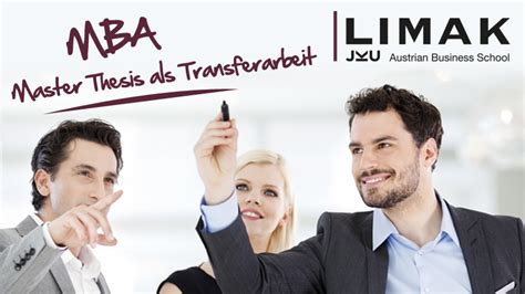 Mba Master Thesis Sles mba master thesis als transferarbeit limak