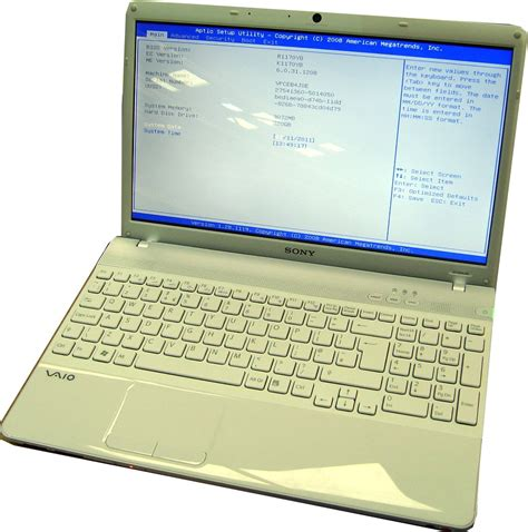 Hdd Laptop Sony Vaio sony vaio vpceb4j0e i3 370m 3gb ram 320gb hdd laptop ac ebay
