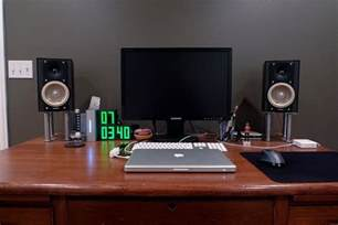 desk speaker stand ikea desktop speaker stands diy posts