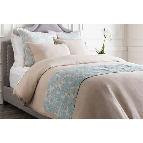 Clara Bed Runner by Surya   Bedding and Bedding Sets at