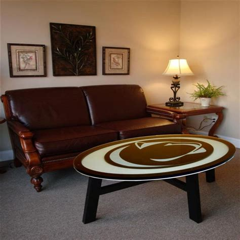 Penns Table by Fan Creations Penn State Coffee Table C0518