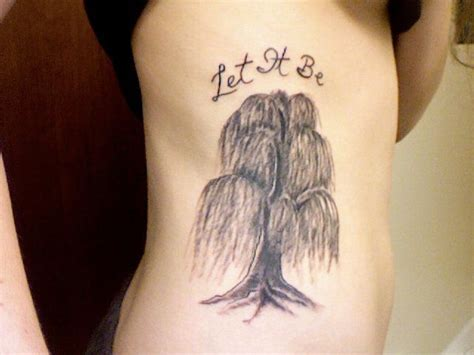 willow pattern meaning willow tree let it be tattoo my first tattoo tatts