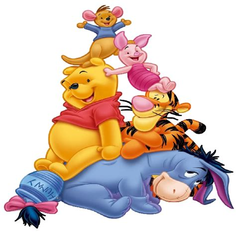 baby winnie the pooh friends baby winnie the pooh and friends clipart clipart bay