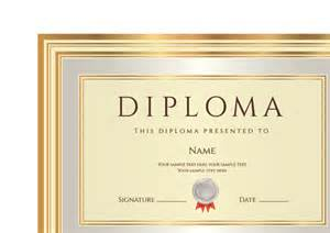 gold diploma cover template 02 vector cover free download