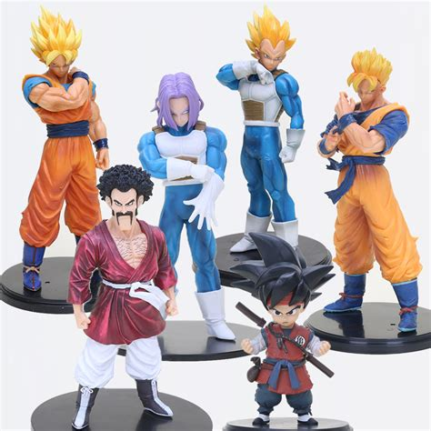 Resolution Of Soldiers Vol 5 Trunks 15cm 32cm z figure goku gohan vegeta trunks hercule resolution of soldiers
