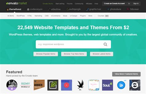 themeforest reviews find professional templates designs themeforest review