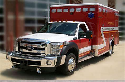 suspension system  ems ambulance