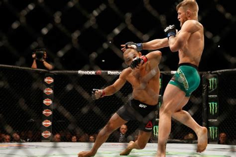10 years 13 seconds the conor mcgregor story books conor mcgregor captures ufc title with 13 second ko of
