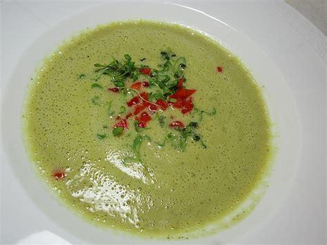 re su me zucchinicremesuppe rezept mit bild jimmy12102011