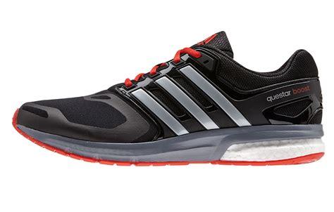 adidas questar techfit boost mens running shoes alltricks fr