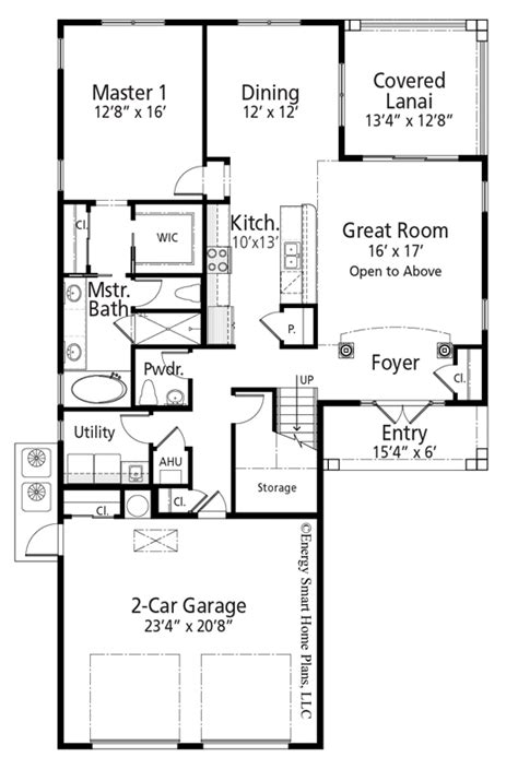 smart home floor plans the sorrento by energy smart home plans