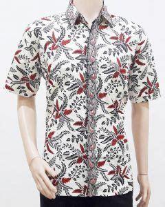 Kemeja Batik Lengan Pendek Sofie Pola Daun 82 best kemeja batik pria images on model baju batik bb and design