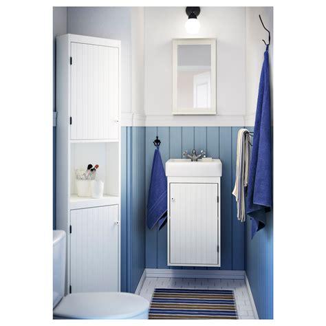 Ikea Bathroom Mirror With Shelf Silver 197 N Mirror With Shelf White 36x64 Cm Ikea